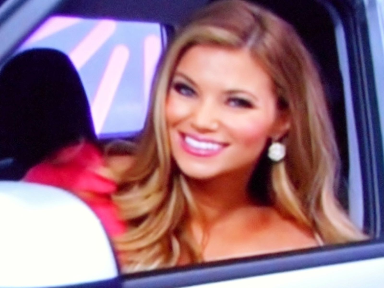 Amber Lancaster - The Price Is Right (10/3/2014) ♥