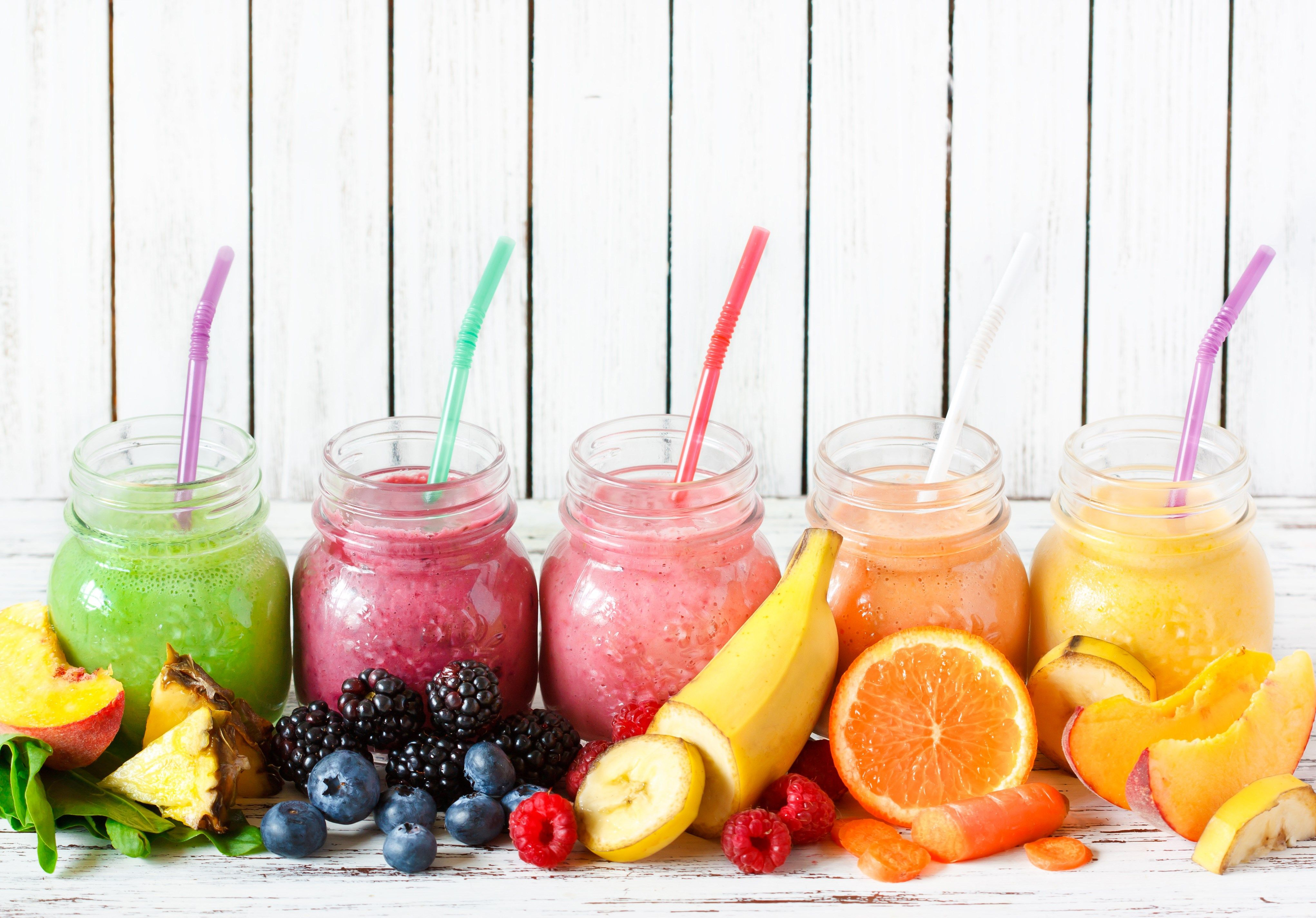 smoothies recette