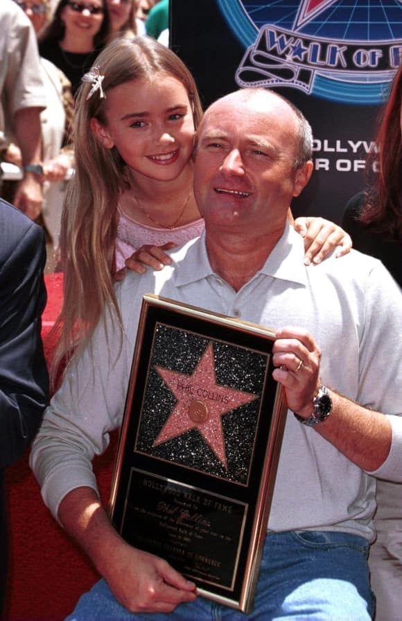 Phil Collins Kinder