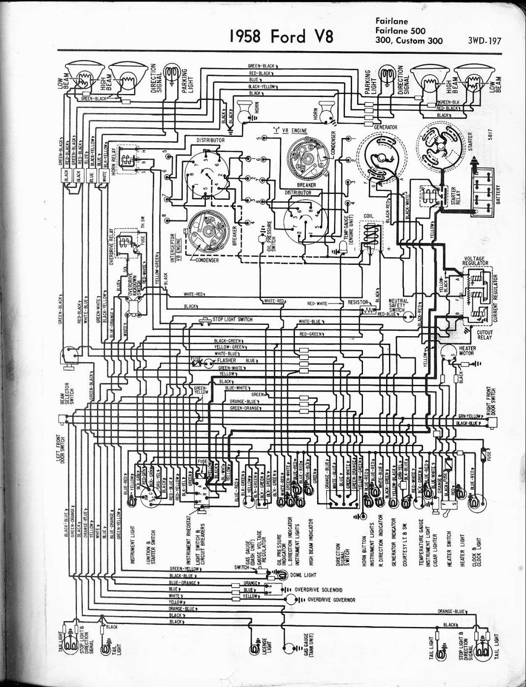 21 Best Sample Of Ford Wiring Diagrams Samples
