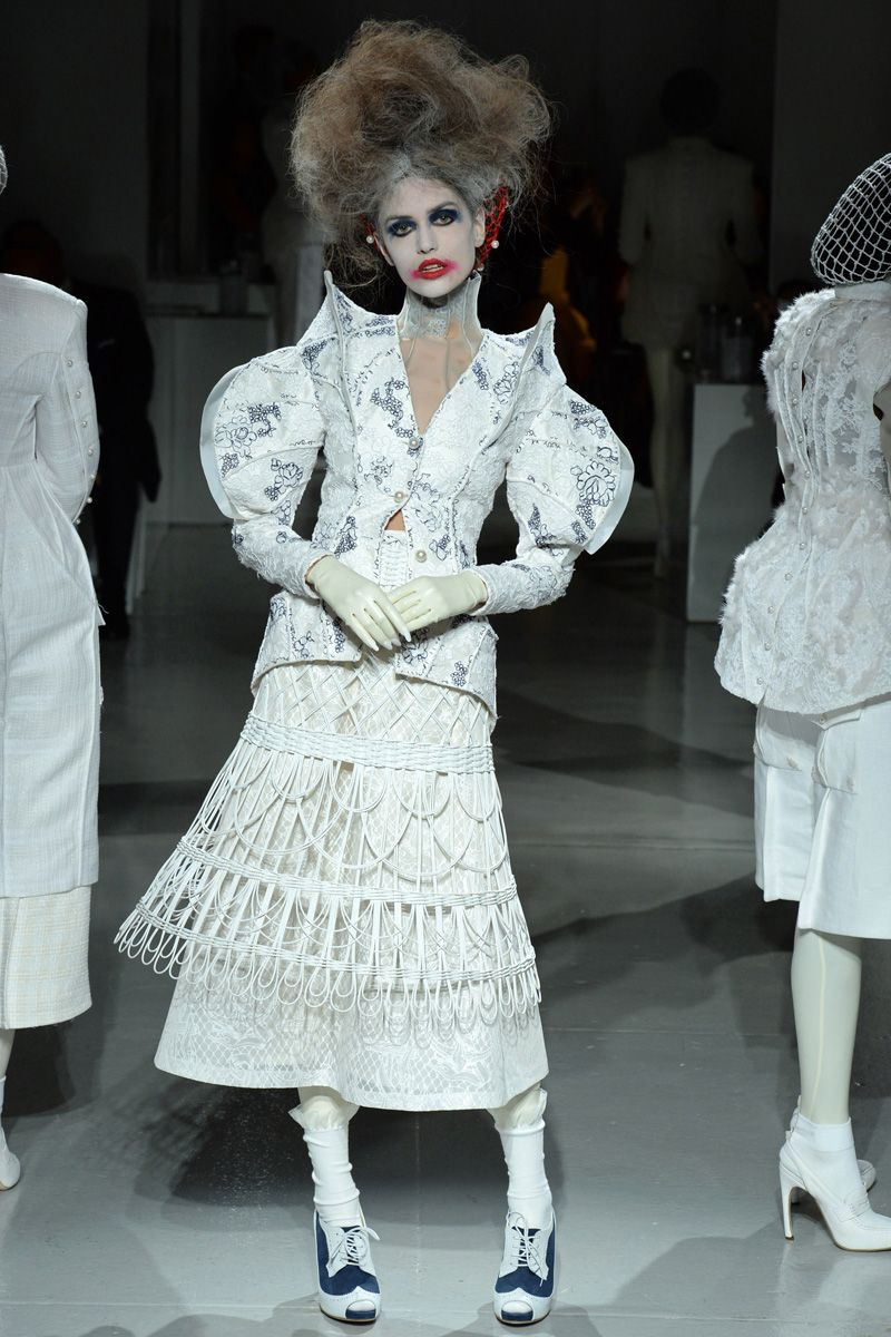Thom Browne Spring 2014 RTW - Review - Fashion Week - Runway, Fashion Shows and Collections - Vogue