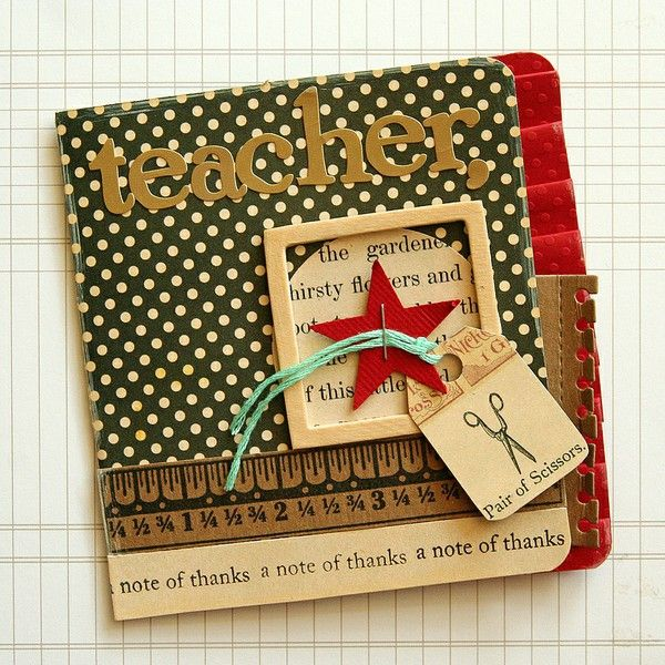 card star stars Teacher, A Note of Thanks by Dani_T @2peasinabucket