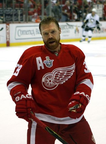 1d2cee0d73e 33 KRIS DRAPER DETROIT RED WINGS