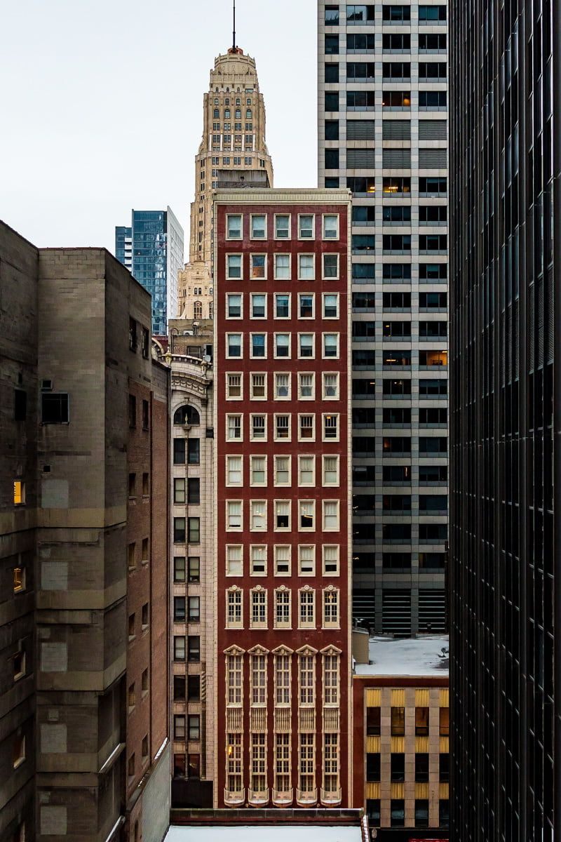 30 Photos That Show The Most Beautiful Architecture In Chicago