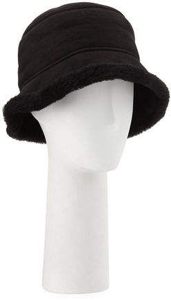 17c800f70 Surell Shearling Bucket Hat | Products | Hats, Bucket hat, Bucket