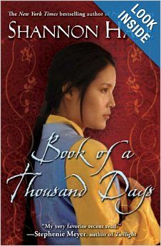 Book of a Thousand Days: Shannon Hale: 9781599903781: Amazon.com: Books