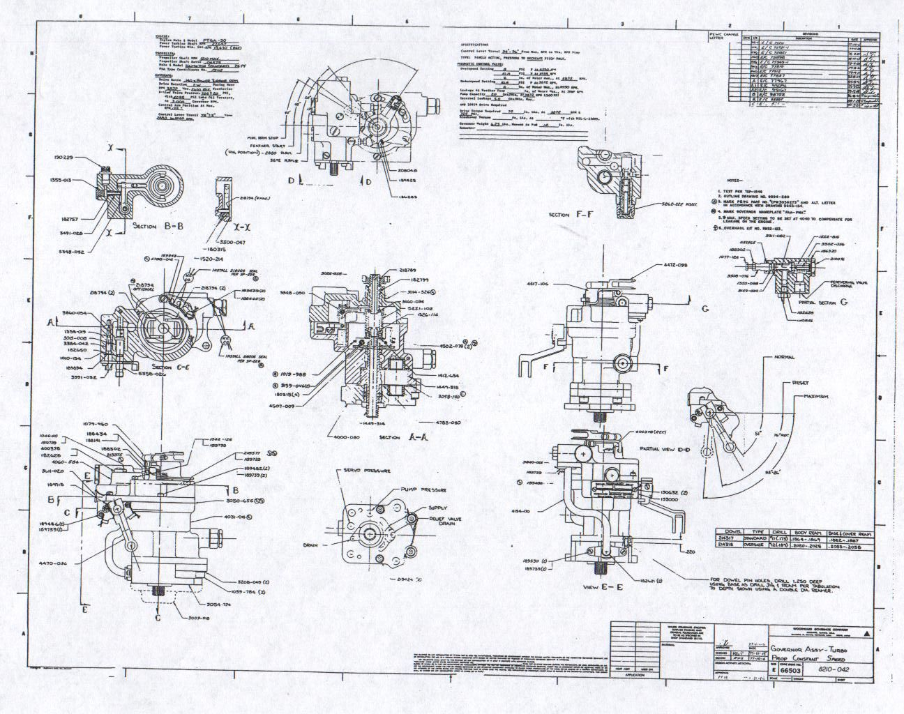 medium resolution of woodward aircraft propeller governor schematic drawing woodward governor aircraft propeller operations management