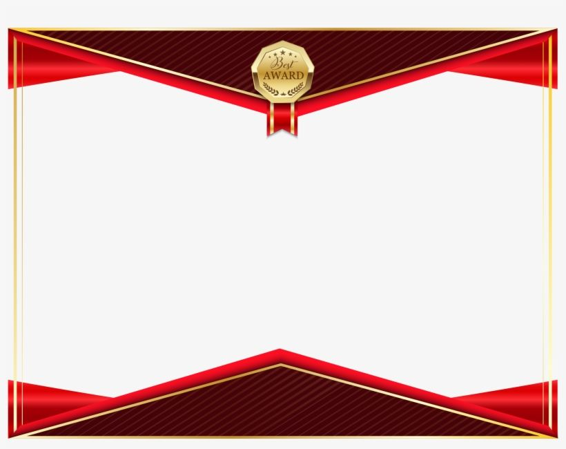 Download Certificate Png Transparent Image Certificate Border With Ribbon For Free Nicepng Provides Certificate Border Poster Background Design Certificate