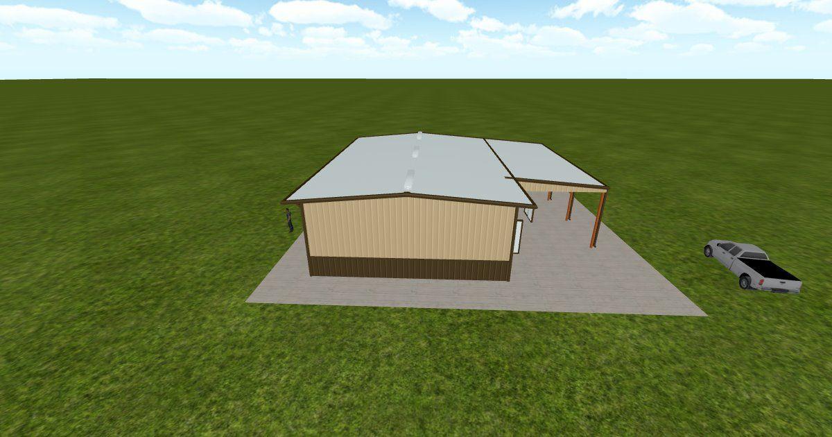 Cool 3D #marketing http://ift.tt/2eVoLvS #barn #workshop #greenhouse #garage #roofing #DIY