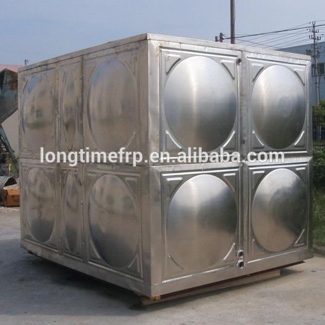 No Leakage Stainless Steel Water Tank Supplier Stainless Sectional Steel Water Tank Price Steel Water Tanks Stainless Steel Steel Water