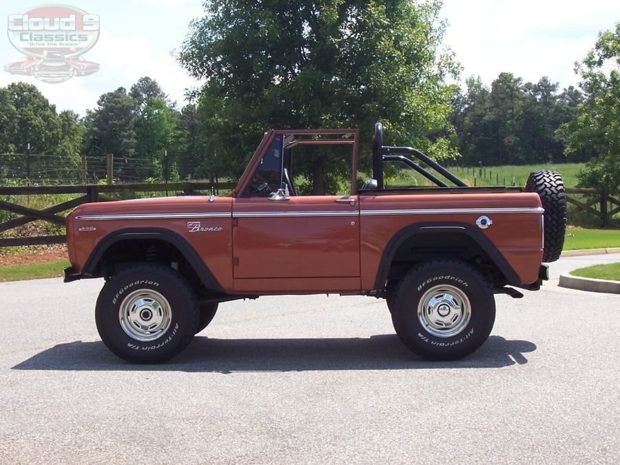 Bronco | Early Broncos | Pinterest | Ford bronco, Ford and Early bronco