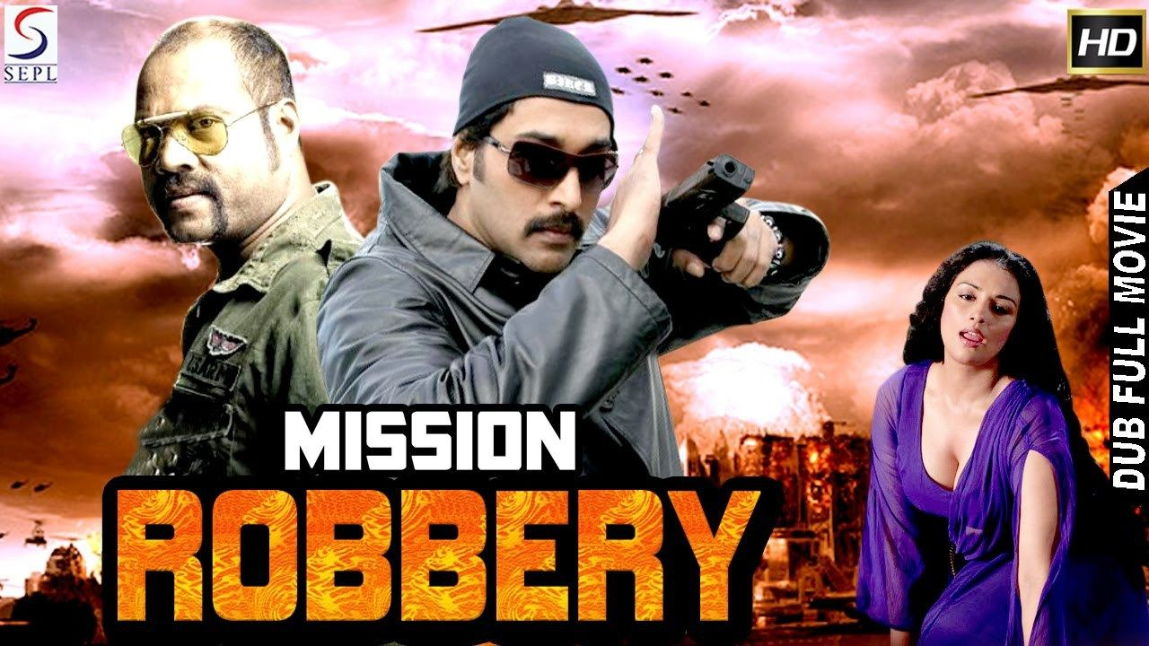 free mission robbery - south indian super dubbed action film
