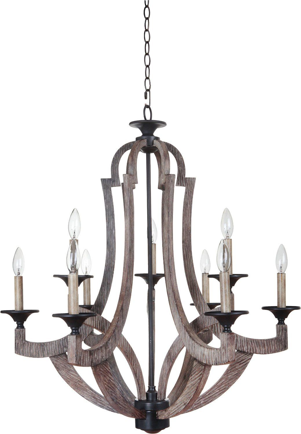 Dining room chandelier!!!! Jeremiah 35129WP