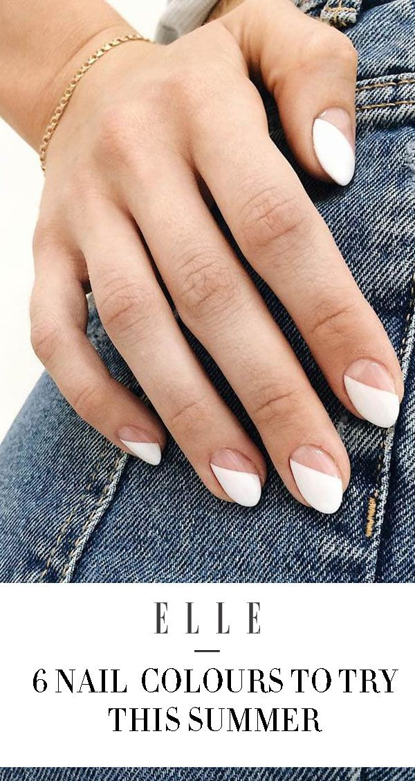 6 Nail Polish Colours To Try This Summer