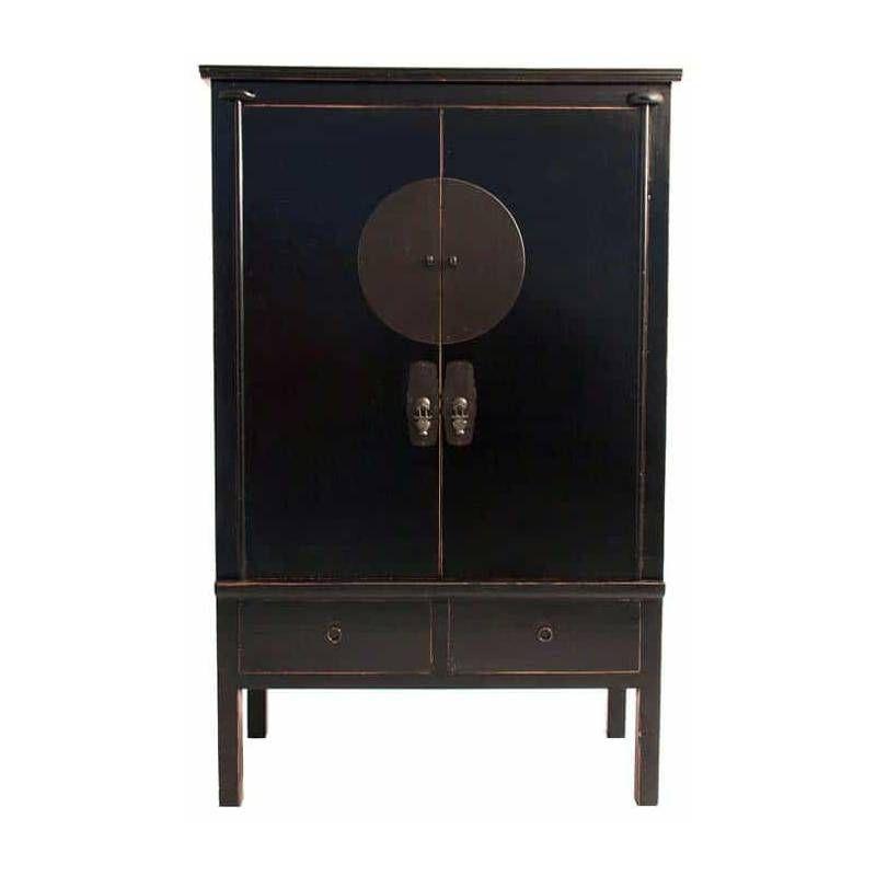 Adesivo Idoso Detran Rs ~ armario ropero de dos puertas en color negro dormitorios Pinterest Armario ropero, Color