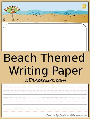 A cute writing paper to help your students publish their work! FREE - copy www.letter writing format