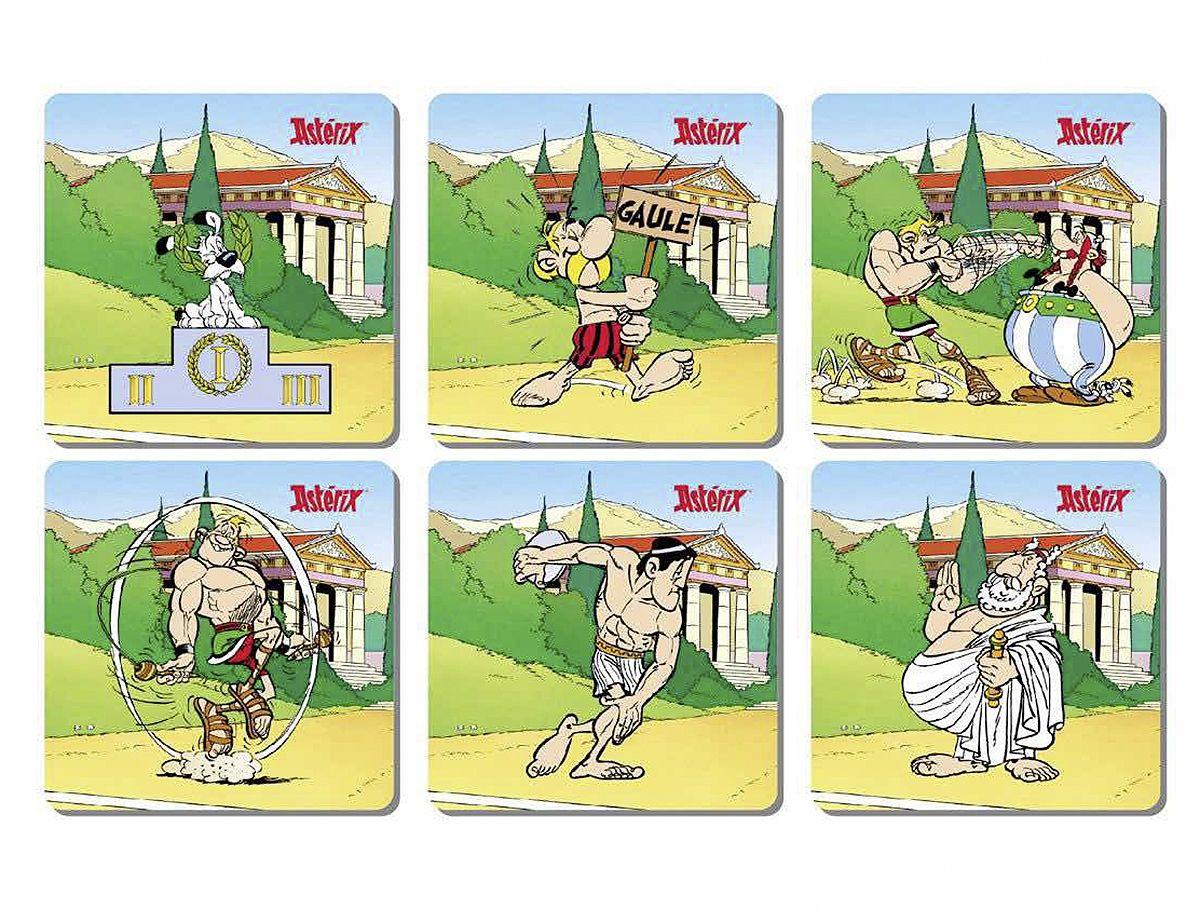 Asterix Und Obelix Untersetzer