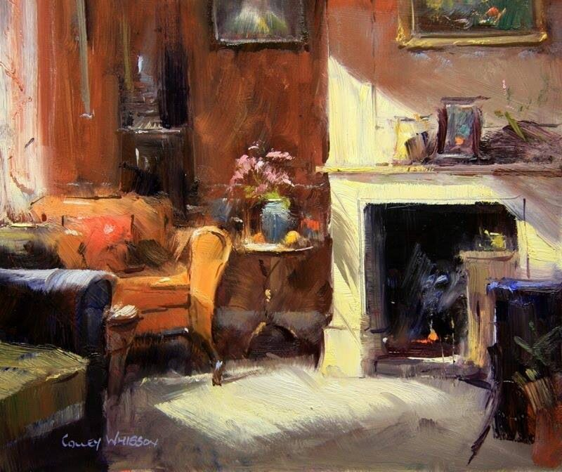 Colley Whisson Paul Rafferty 33 Tite Street