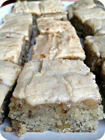 banana bread brownies