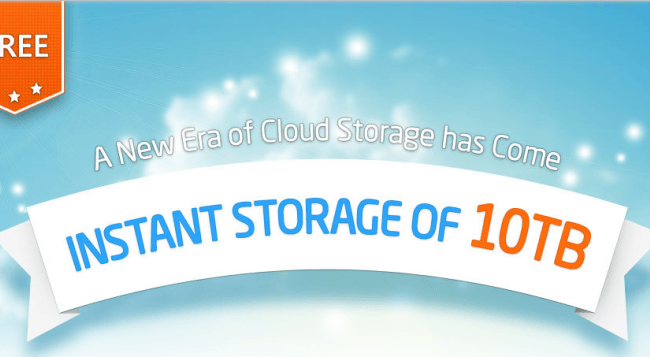 How To Get 10 Tb Free Cloud Storage From Tencent Weiyun Cloud Storage Free Cloud Storage Disco Virtual