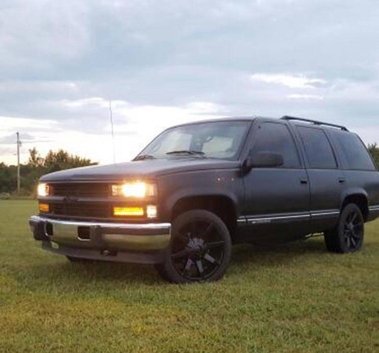 Tahoe 95 chevy tahoe specs : Pin by Michael Hathaway on Chevy Tahoe OBS 1995-2000   Pinterest