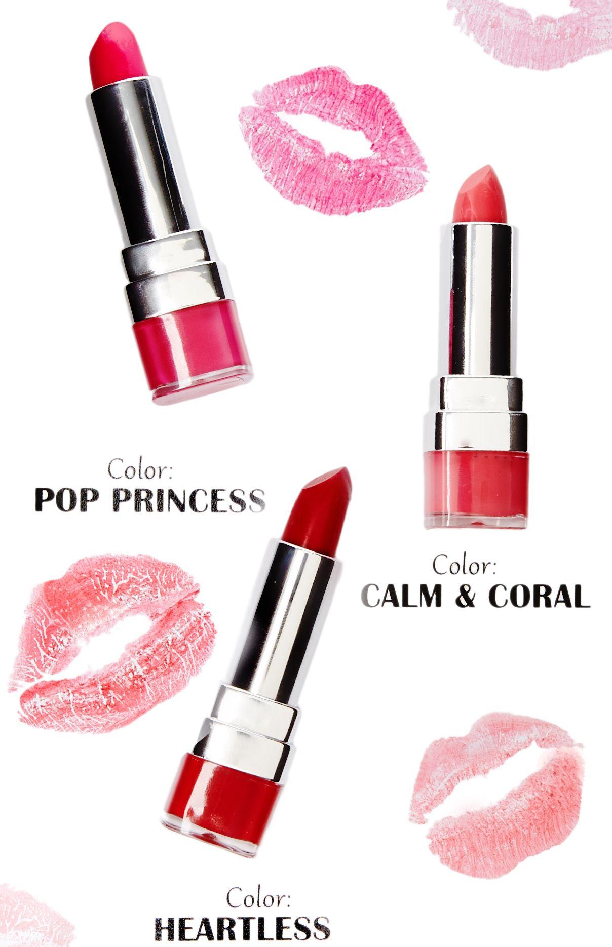 Mwah! Shop #rue21 #lipstick here: http://www.rue21.com/store/jump/category/Lips/cat30025