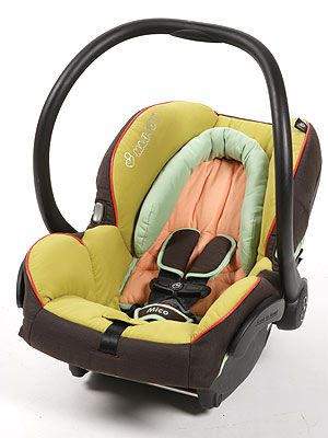 Baby Koo customers love The Maxi-Cosi Mico® Infant Car Seat for many reason but especially since it is one of the lightest premium infant car seat.     Other Features:    Side Impact Protection  5-point harness system for added security  Sun Canopy  Cozi-Dozi™ infant insert