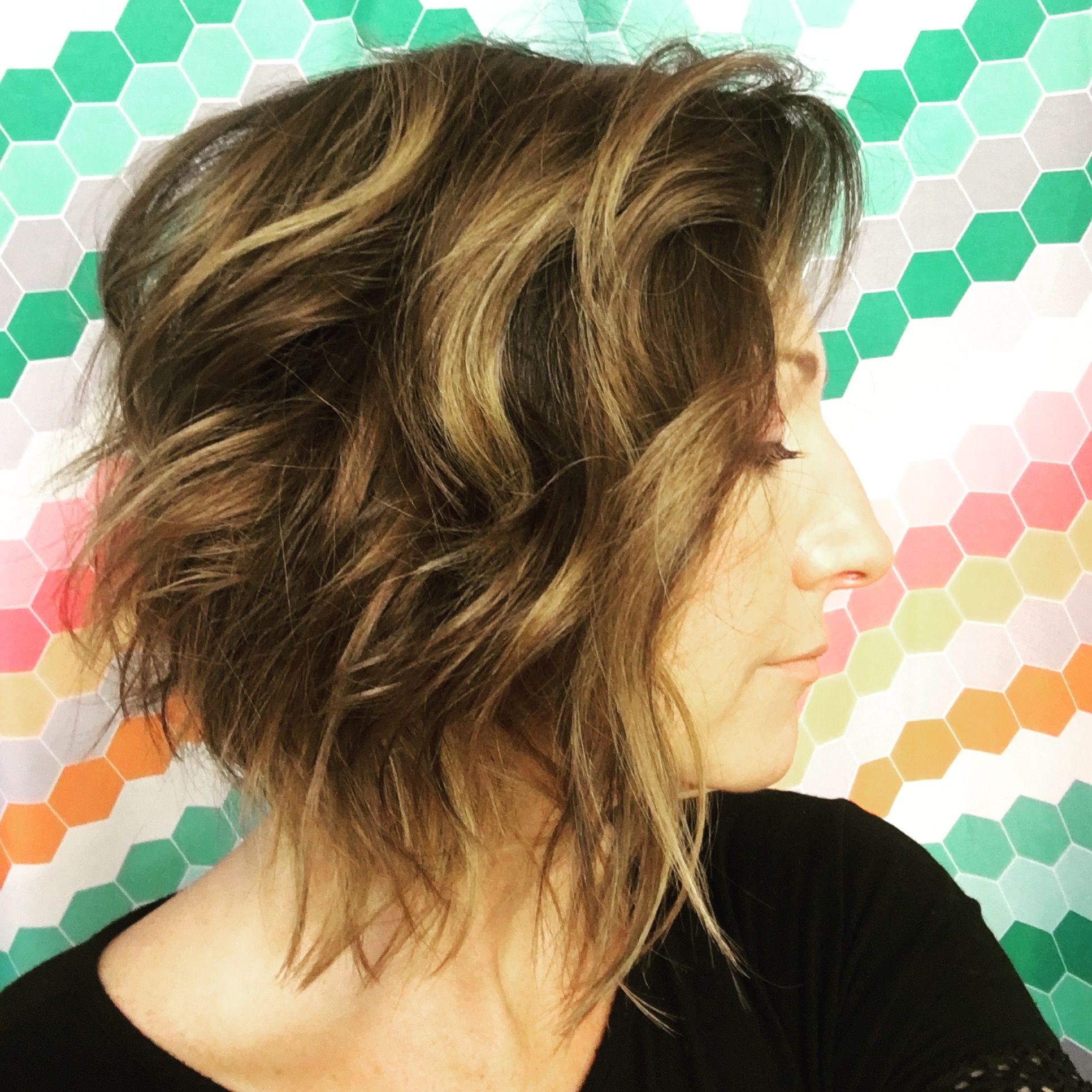 Wavy short bob hair wants pinterest short bobs and bobs