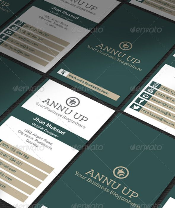 Modern Business Card Cardsillustrator Cs5invitation