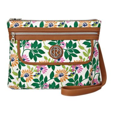 Relic® Erica Top-Zip Flap Crossbody Bag  found at @JCPenney