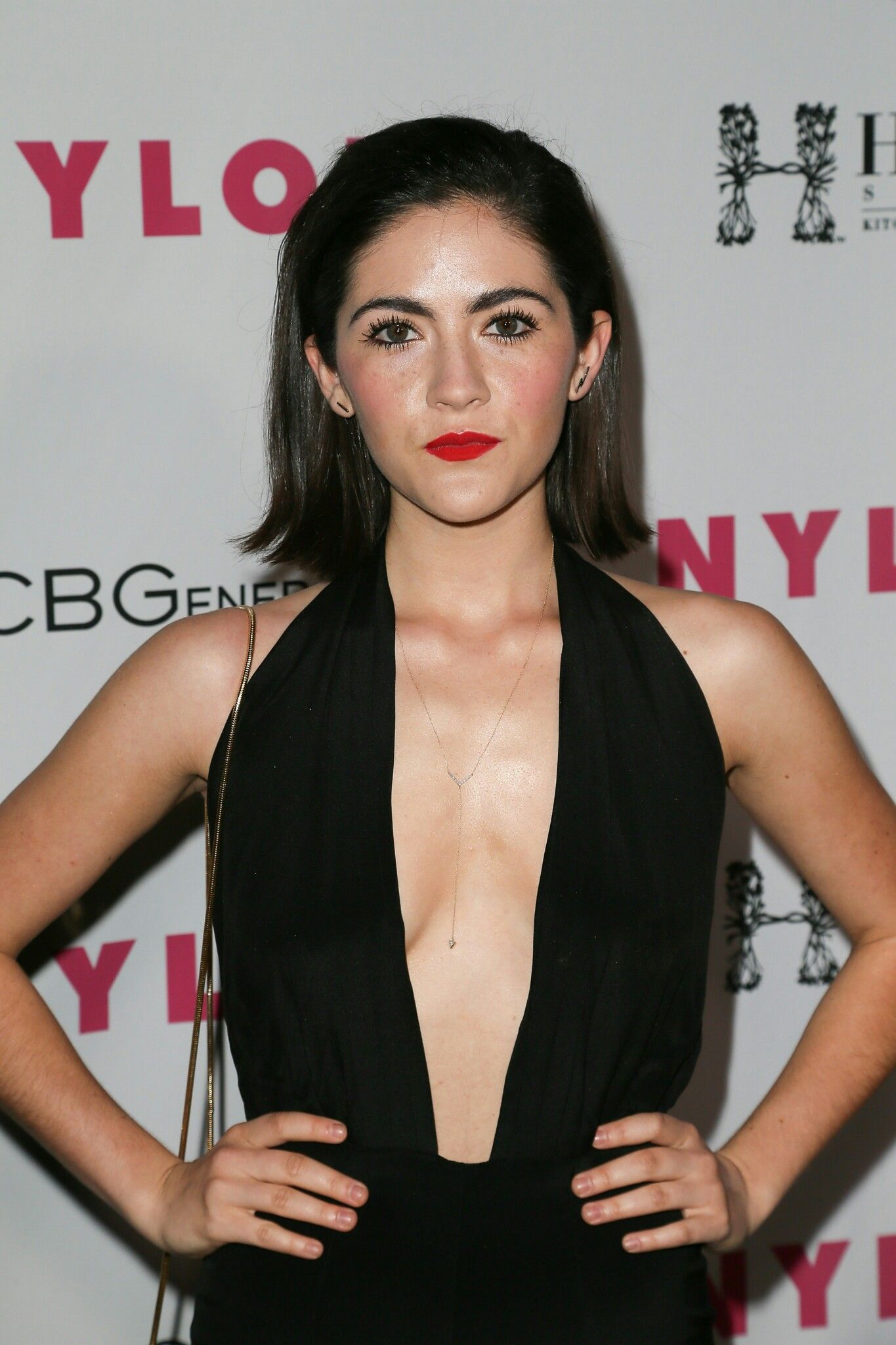 Hot Isabelle Fuhrman nude photos 2019