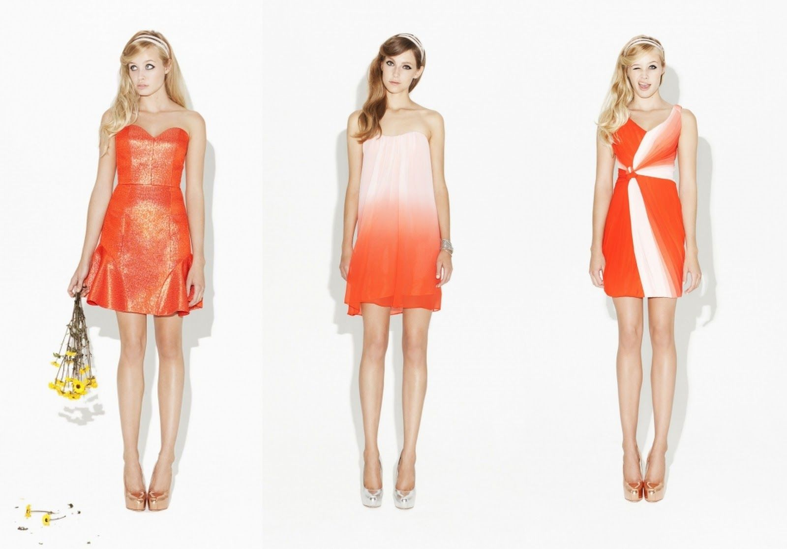 Frills and Thrills: Erin Fetherston Spring 2013 Collection