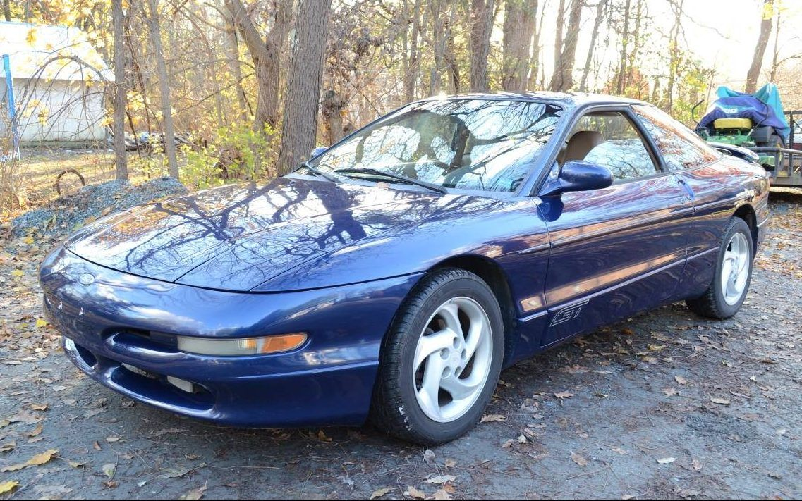 Emerging Classic 1995 Ford Probe Gt Ford Probe Gt Ford Probe