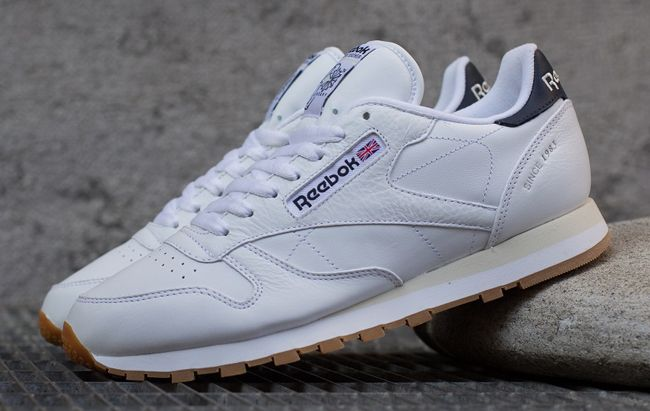 Reebok Classic Leather 'WhiteNavy Gum' | SneakerFiles