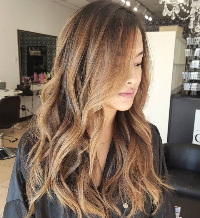 70 Flattering Balayage Hair Color Ideas For 2019 Hair