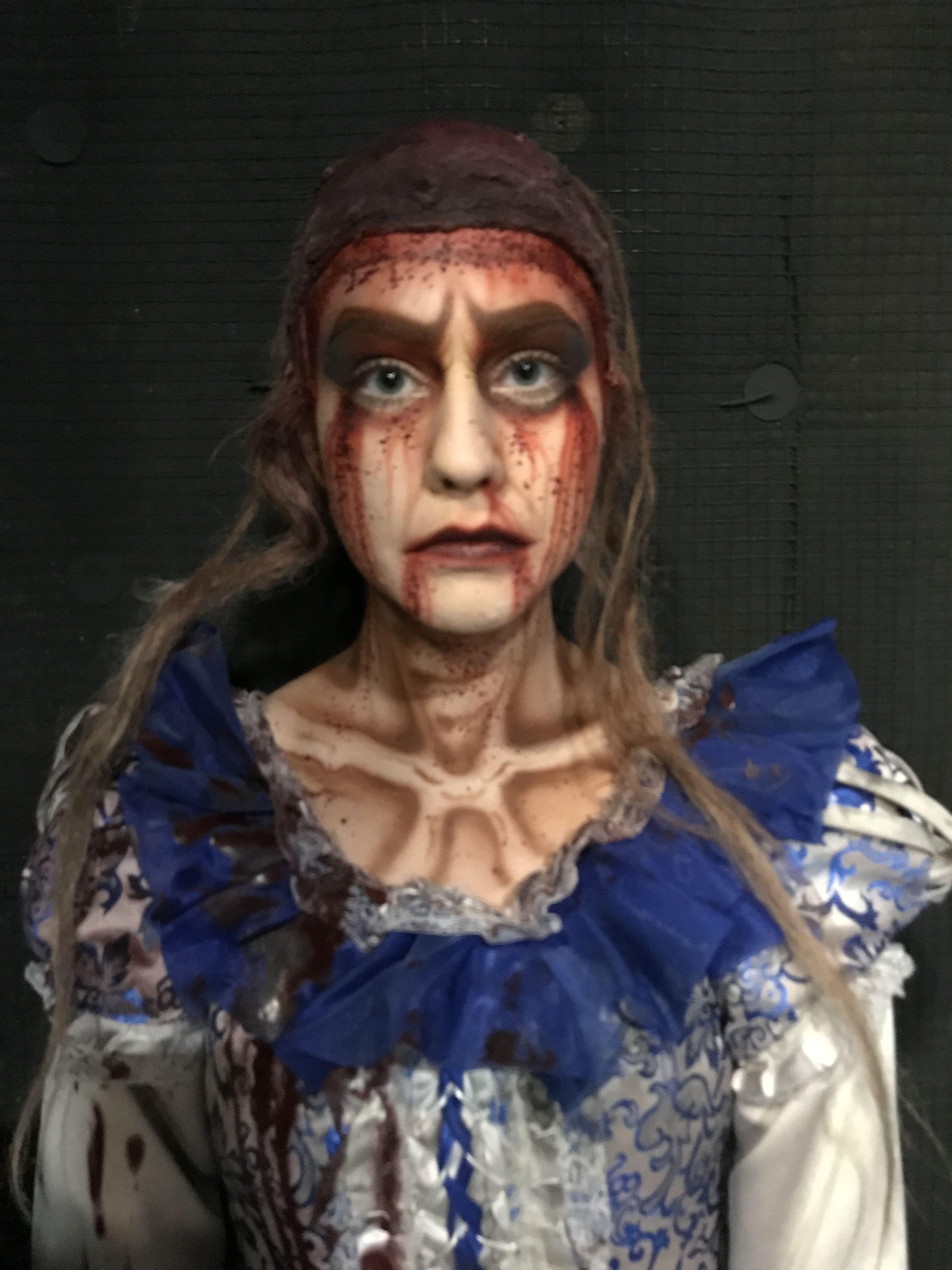 Pin by Edgar Garayúa on Airbrush & FX Make Up Halloween