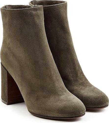 L Autre Chose Suede Leather Ankle Boots Cheap Sale View 100% Authentic Online Popular HZ3oAW