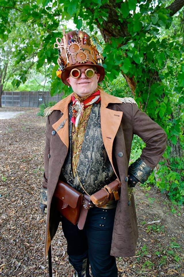 Ste&unk Costumes Roleplaying Costumes Victorian Mad Hatter Top Hats Holsters Goggles Menu0027s Costumes Halloween Costumes Dallas Vintage Dallas ... & Steampunk Costumes Roleplaying Costumes Victorian Mad Hatter Top ...