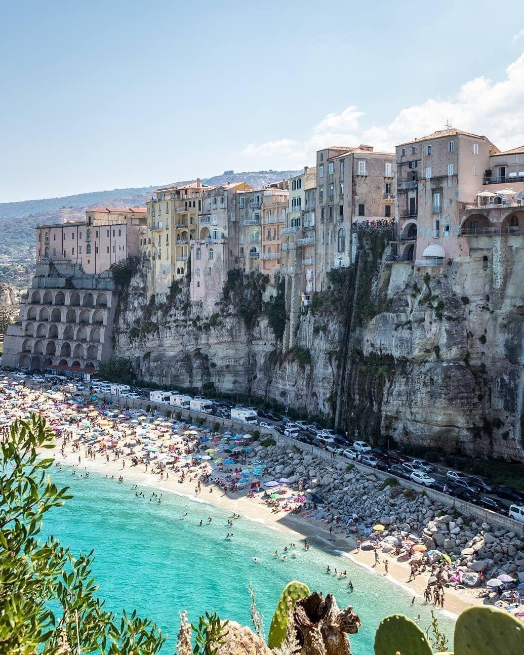 Tropea Italy Mit Bildern Schone Orte Italien Reisen Reisen