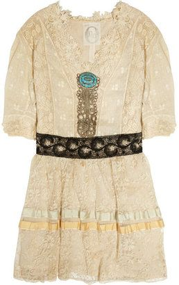 ShopStyle: One Vintage Drina tunic