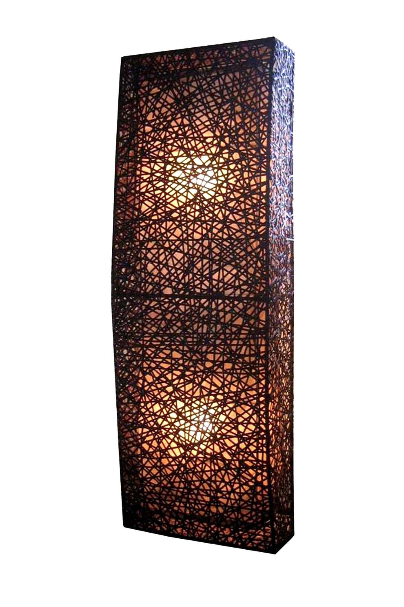 Dewi Large 2 Light Wall Lamp