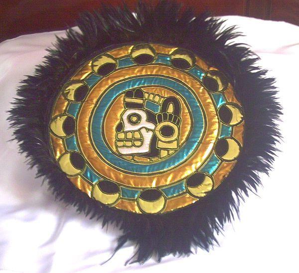 Angelitzmin Galerias De Nuestros Articulos En Venta Galeria De Escudo Azteca O Chimalli Chimalli O Escudo Azteca Arte Azteca Escudo Azteca Arte Plumario