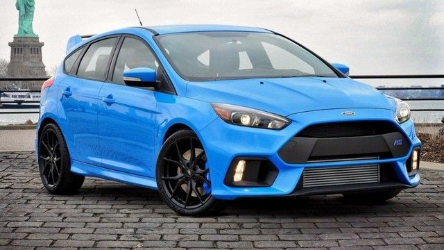 Ford Focus Rs Specs 2016 13