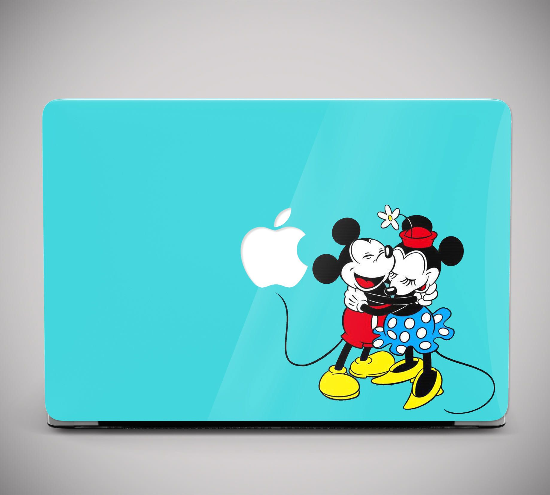 Disney Macbook Case Mickey and Minnie Mouse MacBook case