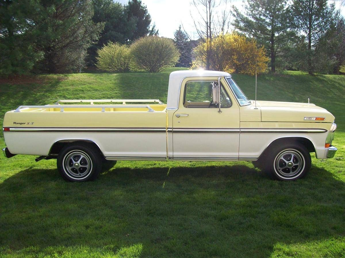 1955 ford f100 trucks for sale used cars on oodle autos post - Sweeet 1966 Ford Truck Restored Have Not Seen This Yellow Before I Like It I Like This Truck Dl On The Road Favs Pinterest Ford Trucks