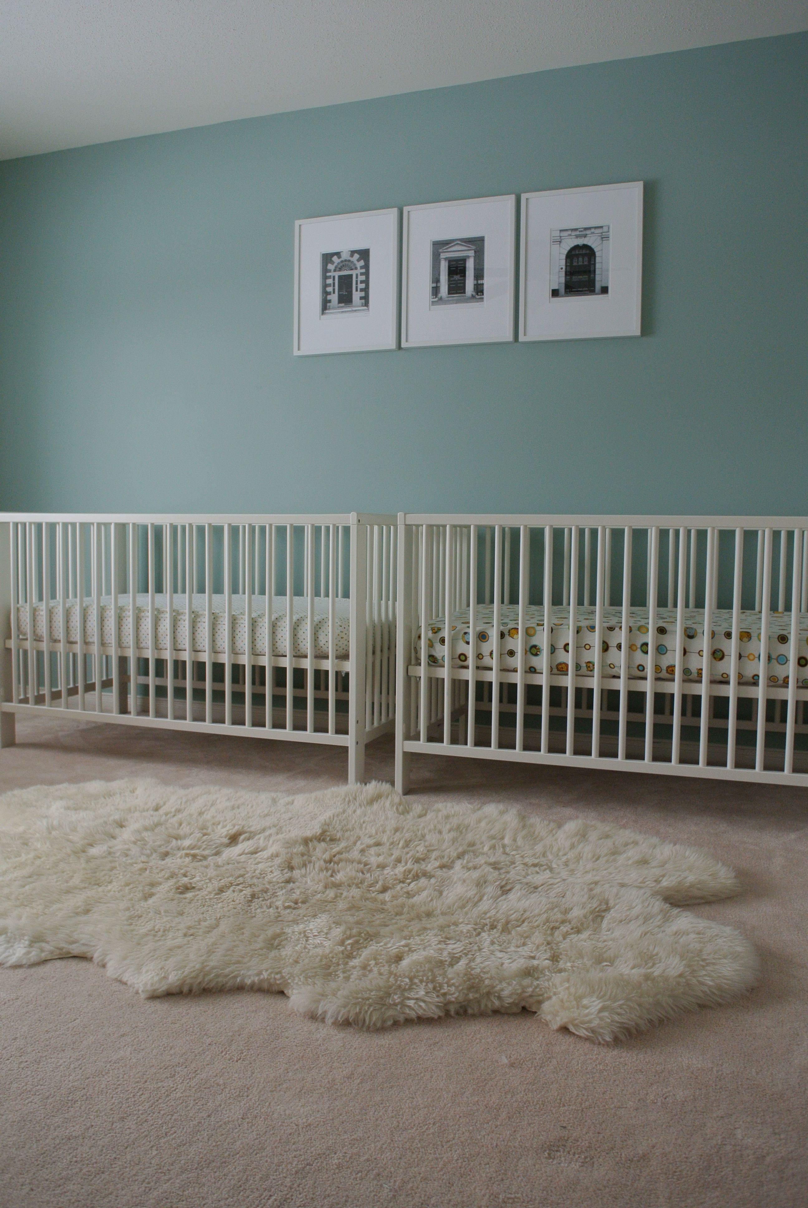 Baby cribs canada ikea - Twin Nursery Want More Colourful Crib Sheets Ikea Gulliver Cribs