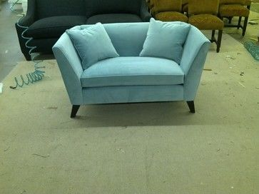 Finished Works   Traditional   Loveseats   Dallas   Monarch Sofas