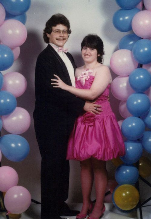 35 Ridiculous 80s Prom Photos In 2018 Lol Dwl Pinterest 80s
