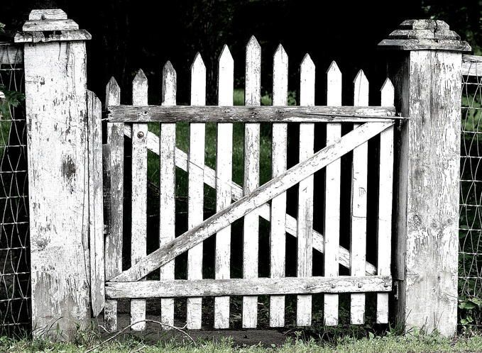 Picket Fence Gate Designs Yahoo Image Search Results
