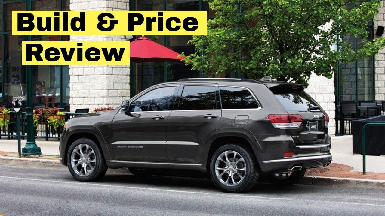 2020 Jeep Grand Cherokee Limited V6 4x4 Build Price Review Features In 2020 Jeep Grand Cherokee Jeep Grand Cherokee Limited Jeep Grand